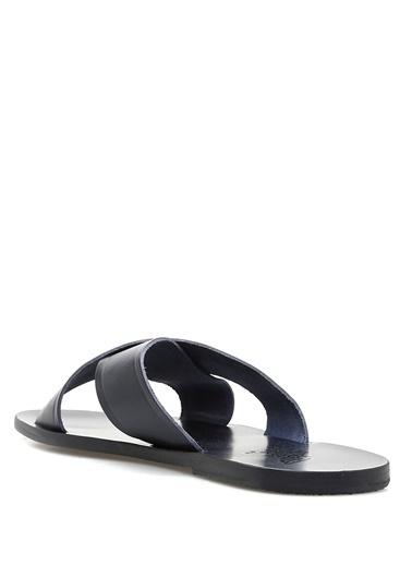 Ancient Greek Sandals Terlik Lacivert